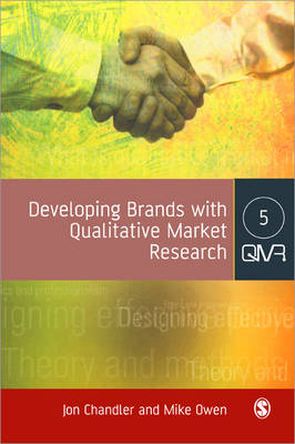 Developing Brands with Qualitative Market Research (Paperback)