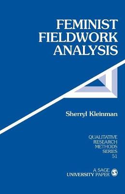 Feminist Fieldwork Analysis - Qualitative Research Methods (Paperback)