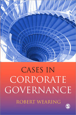 Cases in Corporate Governance (Hardback)