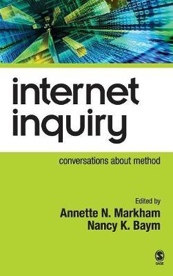Internet Inquiry: Conversations About Method (Hardback)