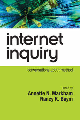 Internet Inquiry: Conversations About Method (Paperback)