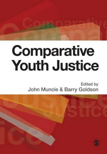 Comparative Youth Justice (Paperback)