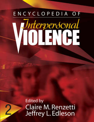 Encyclopedia of Interpersonal Violence (Hardback)