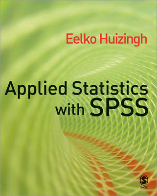 Applied Statistics with SPSS (Paperback)