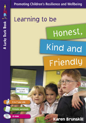 Learning to be Honest, Kind and Friendly for 5 to 7 Year Olds - Lucky Duck Books (Paperback)