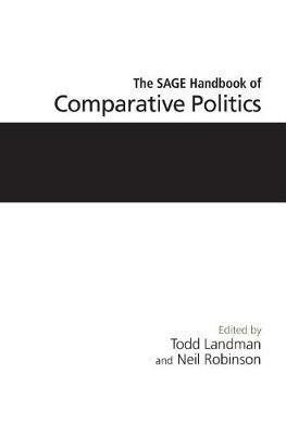 The SAGE Handbook of Comparative Politics (Hardback)