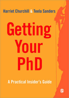 Getting Your PhD: A Practical Insider's Guide (Paperback)