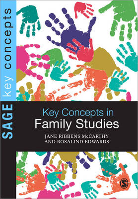 Key Concepts in Family Studies - Sage Key Concepts Series (Paperback)