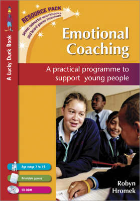 Emotional Coaching: A Practical Programme to Support Young People - Lucky Duck Books (Paperback)
