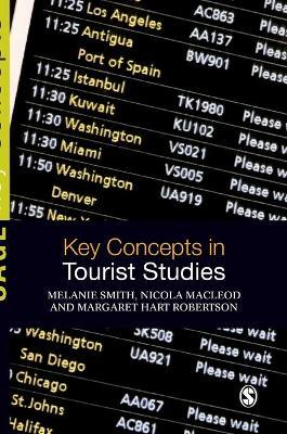 Key Concepts in Tourist Studies - Sage Key Concepts Series (Hardback)