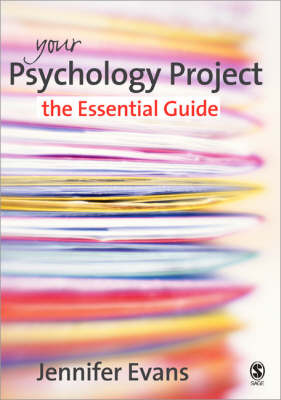 Your Psychology Project: The Essential Guide (Paperback)