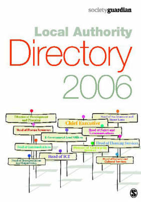 Local Authority Directory 2006 - Guardian Books Series (Paperback)