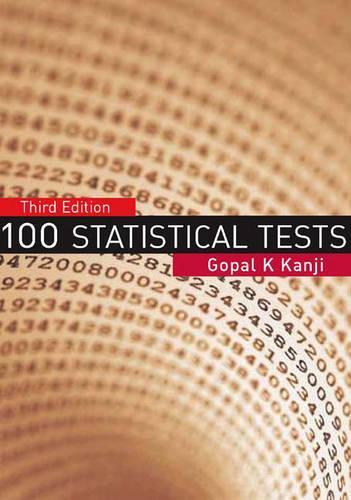 100 Statistical Tests (Paperback)