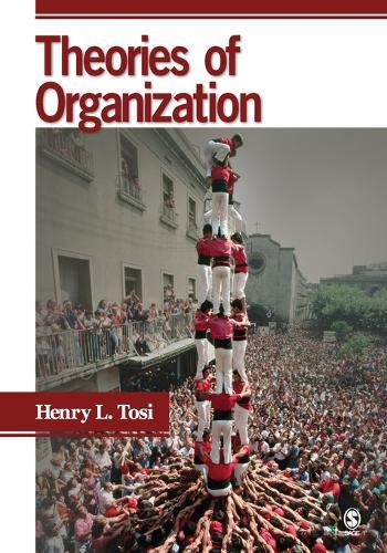 Theories of Organization (Paperback)