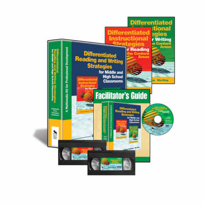 Differentiated Reading and Writing Strategies for Middle and High School Classrooms: A Multimedia Kit for Professional Development