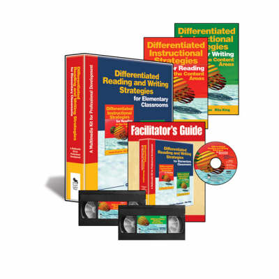 Differentiated Reading and Writing Strategies for Elementary Classrooms: A Multimedia Kit for Professional Development
