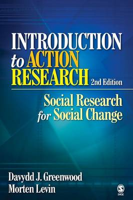 Introduction to Action Research: Social Research for Social Change (Paperback)