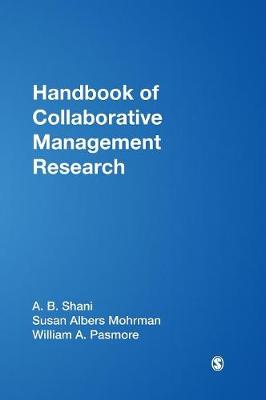 Handbook of Collaborative Management Research (Hardback)