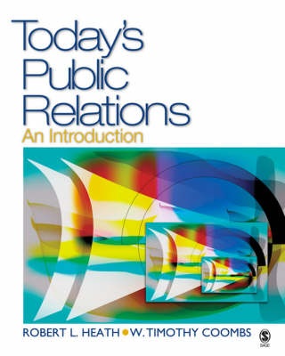 Today's Public Relations: An Introduction (Paperback)