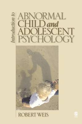 Introduction to Abnormal Child and Adolescent Psychology (Hardback)