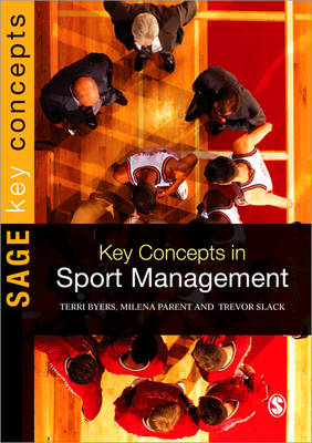Key Concepts in Sport Management - Sage Key Concepts Series (Paperback)