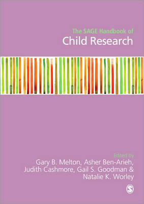 The SAGE Handbook of Child Research (Hardback)