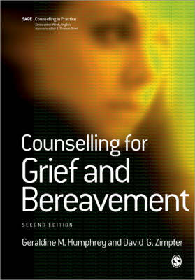 Counselling for Grief and Bereavement - Therapy in Practice (Paperback)