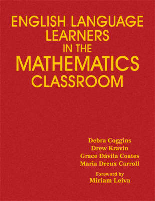 English Language Learners in the Mathematics Classroom (Hardback)