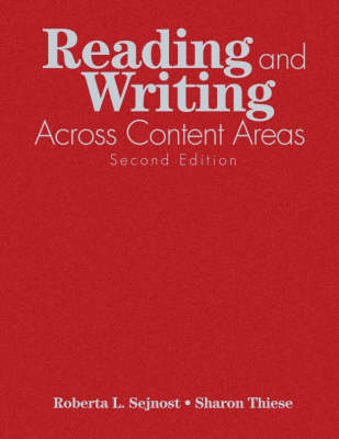 Reading and Writing Across Content Areas (Hardback)