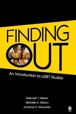 Finding Out: An Introduction to LGBT Studies (Hardback)