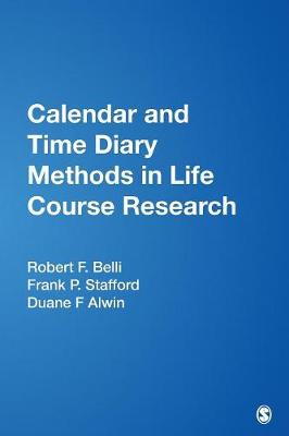 Calendar and Time Diary Methods in Life Course Research (Paperback)