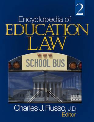 Encyclopedia of Education Law (Hardback)