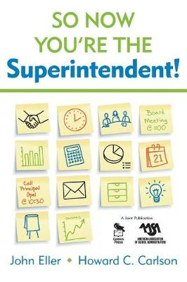 So Now You're the Superintendent! (Hardback)