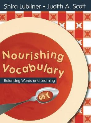 Nourishing Vocabulary: Balancing Words and Learning (Hardback)