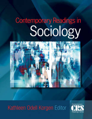 Contemporary Readings in Sociology (Paperback)
