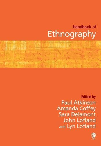 Handbook of Ethnography (Paperback)