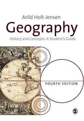 Geography: History and Concepts (Paperback)