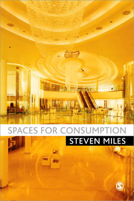 Spaces for Consumption (Paperback)