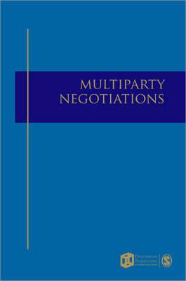 Multiparty Negotiation (Hardback)
