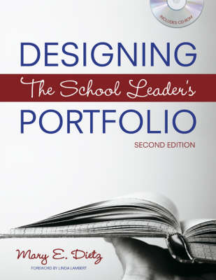 Designing the School Leader's Portfolio (Paperback)