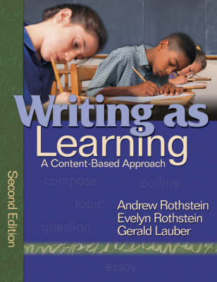 Writing as Learning: A Content-Based Approach (Paperback)