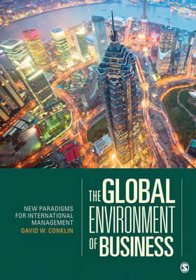 The Global Environment of Business: New Paradigms for International Management (Paperback)