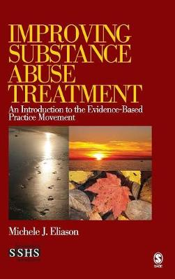 Improving Substance Abuse Treatment: An Introduction to the Evidence-Based Practice Movement - SAGE Sourcebooks for the Human Services (Hardback)