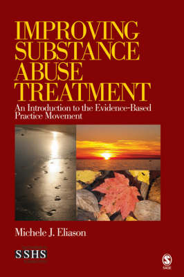 Improving Substance Abuse Treatment: An Introduction to the Evidence-Based Practice Movement - SAGE Sourcebooks for the Human Services (Paperback)
