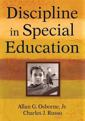 Discipline in Special Education (Paperback)