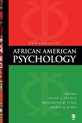 Handbook of African American Psychology (Hardback)