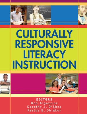 Culturally Responsive Literacy Instruction (Paperback)