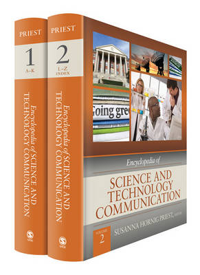 Encyclopedia of Science and Technology Communication (Hardback)
