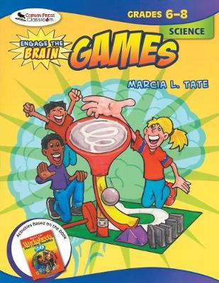 Engage the Brain: Games, Science, Grades 6-8 (Paperback)