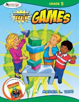 Engage the Brain: Games, Grade Five (Paperback)